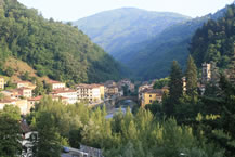 Villa Rosalena guesthouse bed and breakfast accommodation in Bagni ...